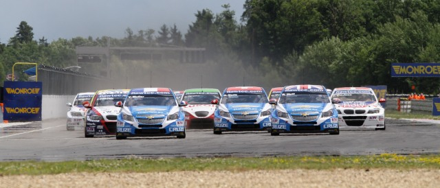The WTCC will race in Slovakia for the first time this year, having previously raced in the neighbouring Czech Republic - Photo Credit: fiawtcc.com