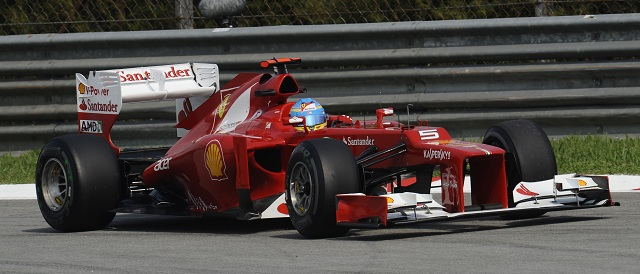 Fernando Alonso - Photo Credit: Scuderia Ferrari