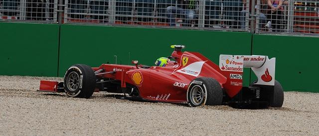 Felipe Massa - Photo Credit: Scuderia Ferrari