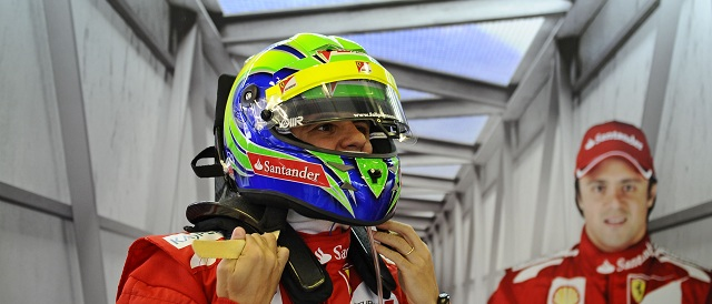 Felipe Massa - Photo Credit: Scuderia Ferrari