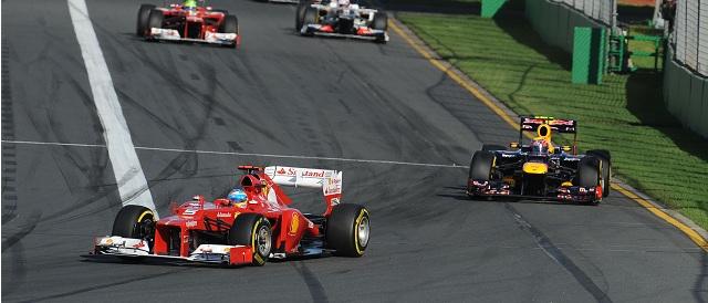 Fernando Alonso - Photo Credit: Scuderia Ferrari