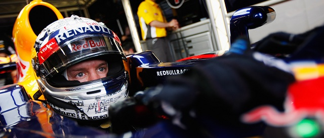 Sebastian Vettel - Photo Credit: Mark Thompson/Getty Images