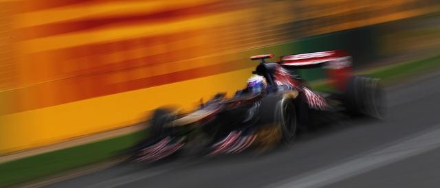 Daniel Ricciardo - Photo Credit: Scuderio Toro Rosso