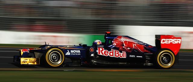 Daniel Ricciardo - Photo Credit: Scuderia Toro Rosso