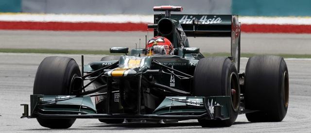Heikki Kovalainen - Photo Credit: Caterham F1 Team