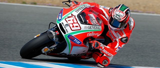 Nicky Hayden - Photo Credit: MotoGP.com