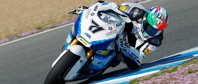 Claudio Corti - Photo Credit: MotoGP.com