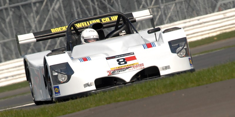 Mike Millard and Ian Heward took third in a new look Rapier SR2 (Photo Credit: Chris Gurton Photography)