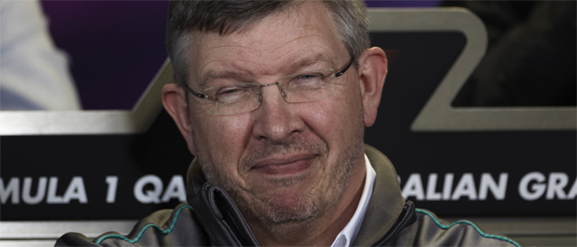 Ross Brawn - Photo: Mercedes AMG Petronas