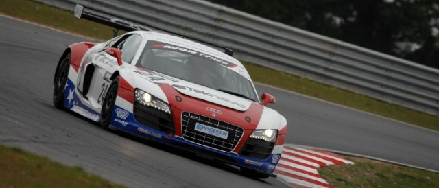 United Autosports scored their only win of 2011 at Snetterton (Photo Credit: Chris Gurton Photography)