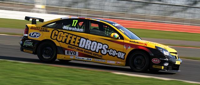 Dave Newsham - Photo Credit: MW Motorsport Media