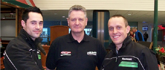Gary Mason and Freddy Foray - Photo Credit: Motorsport Vision