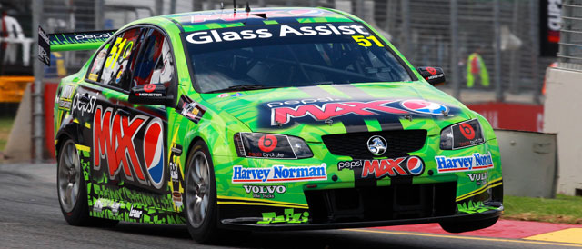 Greg Murphy's #51 Pepsi Max Commodore Photo credit: Kelly Racing/BAMMedia
