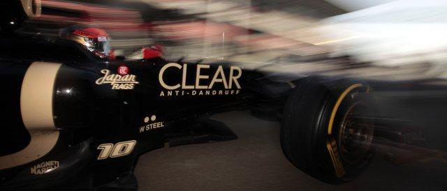 Romain Grosjean - Photo Credit: Andrew Ferraro/LAT Photographic
