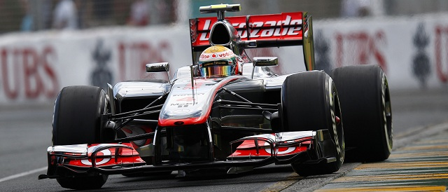 Lewis Hamilton - Photo Credit: Vodafone McLaren Mercedes