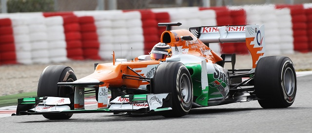 Nico Hulkenberg - Photo Credit: Sahara Force India