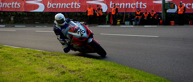 Ian Mackman - Photo Credit: Isle of Man TT