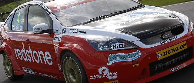 Mat Jackson, Redstone Racing Ford Focus ST (Photo Credit: BTCC.net)