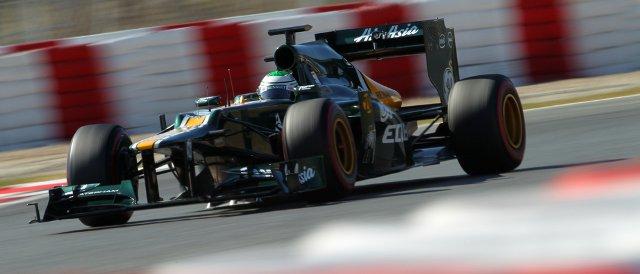 Heikki Kovalainen - Photo Credit: Lorenzo Bellanca/LAT Photographic
