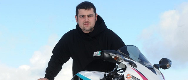 Michael Dunlop - Photo Credit: Stephen Davidson (Pacemaker)