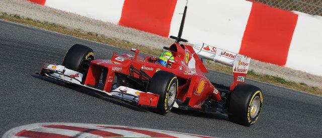 Felipe Massa - Photo Credit: Ferrari
