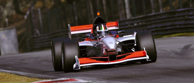 Giacomo Ricci - Photo Credit: Auto GP