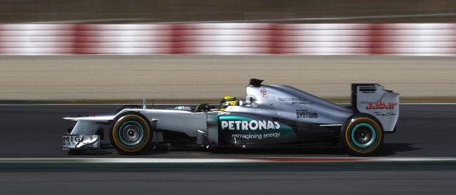 Nico Rosberg - Photo Credit: Mercedes AMG