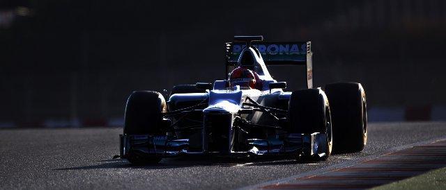 Michael Schumacher - Photo Credit: Mercedes AMG
