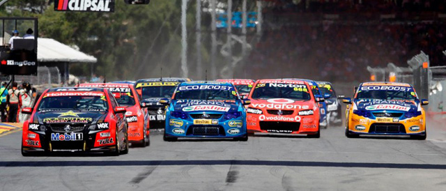 Photo credit: V8 Supercars Media