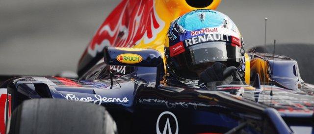 Sebastian Vettel - Photo Credit: Ker Robertson/Getty Images