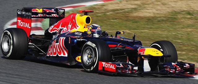 Sebastian Vettel - Photo Credit: Red Bull Racing