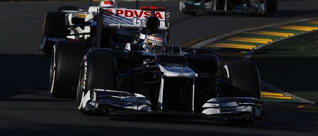 Pastor Maldonado - Photo Credit: Williams F1