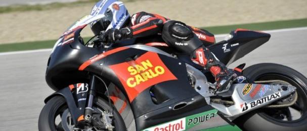 Michele Pirro - Photo Credit: San Carlo Honda Gresini