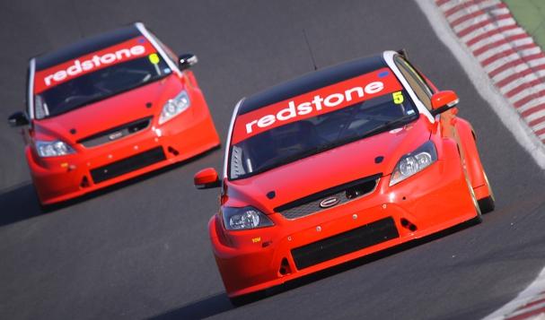 Airwaves Racing, Brands Hatch test (Photo Credit: StevenKnightley.com)