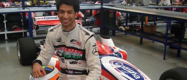 Luciano Bacheta - Photo Credit: FIA Formula Two Championship
