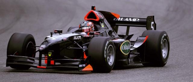 Sergio Campana - Photo Credit: Auto GP