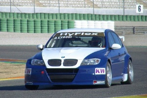 Alberto Cerqui - Photo Credit: FIA WTCC