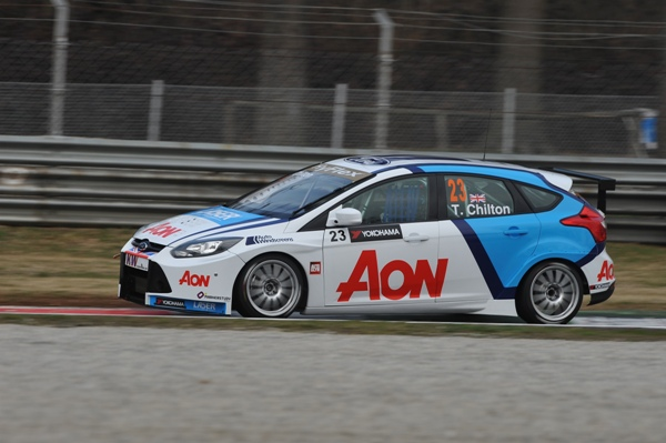 Tom Chilton - Photo Credit: fiawtcc.com