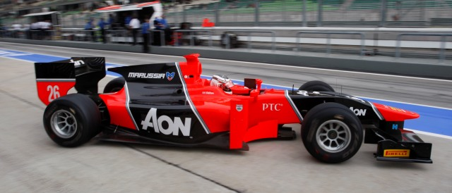 Max Chilton - Photo Credit: Alastair Staley/GP2 Series Media Service