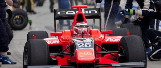 Max Chilton - Photo Credit: Alastair Staley/GP2 Series Media Service
