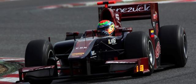 Fabrizio Crestani - Photo Credit: Daniel Kalisz/GP2 Series Media Service