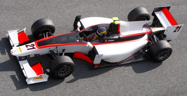 Tom Dillmann - Photo Credit: Alastair Staley/GP2 Series Media Service