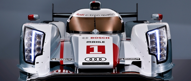 Audi R18 e-tron quattro (Image Credit: Audi Motorsport)