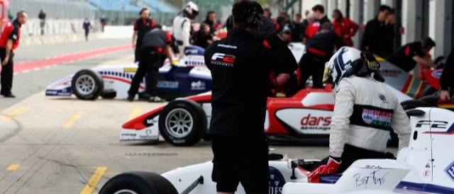 F2 Silverstone - Photo Credit: FIA Formula Two Championship