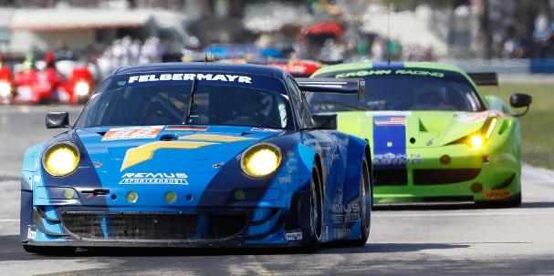 Felbermayr-Proton won GTE Am (Photo Credit: Jean Michel Le Meur)