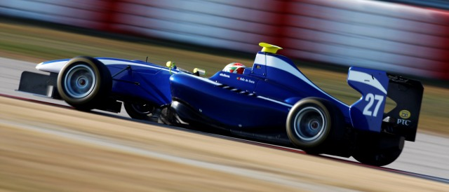 Antonio Felix Da Costa - Photo Credit: Drew Gibson/GP3 Series Media Service