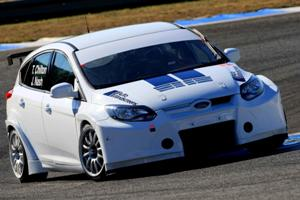 Ford Focus S2000 TC - Photo Credit: Team Aon
