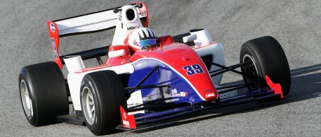 Alex Fontana - Photo Credit: FIA Formula Two Championship