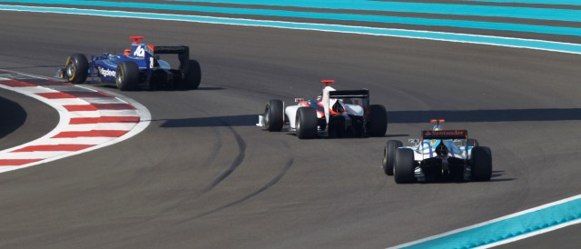 GP2 Abu Dhabi - Photo Credit: Andrew Ferraro/GP2 Media Service