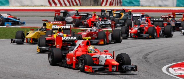 GP2 Sepang - Photo Credit: Alastair Staley/GP2 Series Media Service